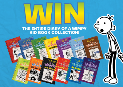 Diary of a Wimpy Kid: The Getaway | Competition