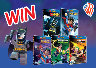 LEGO DC | Competition