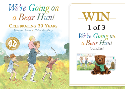 We're Going on a Bear Hunt | Competition