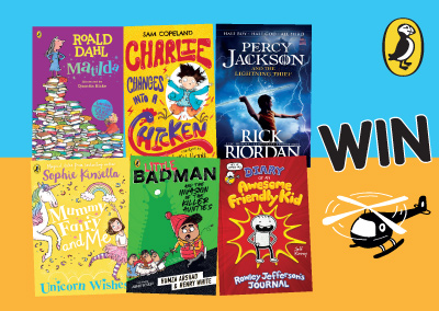 Puffin World Book Day 2019 | Competition