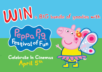 Peppa Pig Festival of Fun | Competition