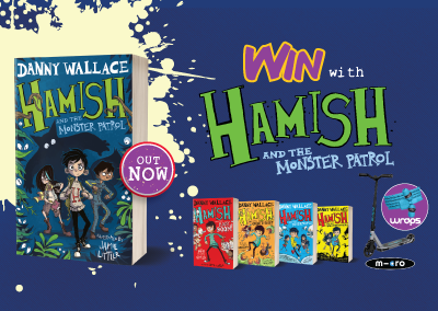 Hamish and the Monster Patrol | Competition