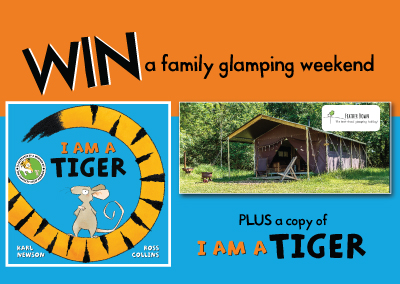 I Am A Tiger | Competition