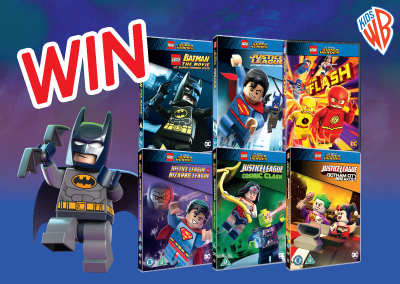 LEGO DC SUPERS | Competition