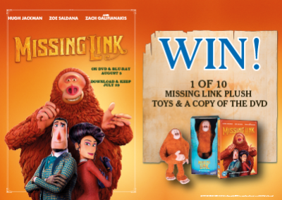 Missing Link | Competition
