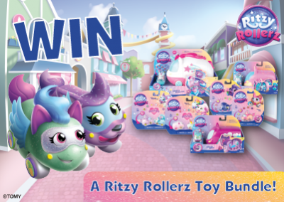 Ritzy Rollerz | Competition