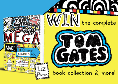 Tom Gates | Competition