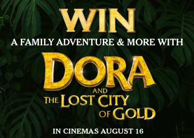 Dora and the Lost City of Gold | Competition