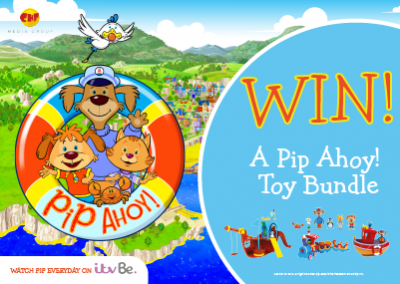 Pip Ahoy! | Competition