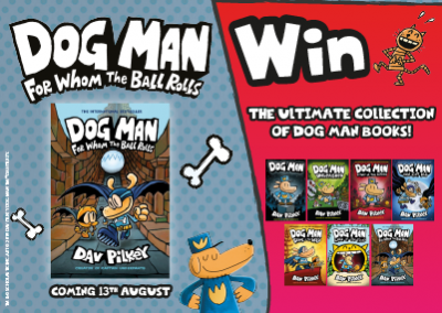 Dog Man | Competition