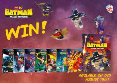 LEGO BATMAN | Competition