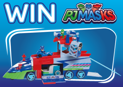 PJ Masks | Competition