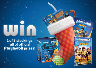 Playmobil xmas | Competition