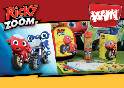 Ricky Zoom | Competition