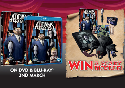 Addams Family | Competition