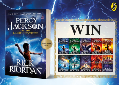 Percy Jackson | Competition